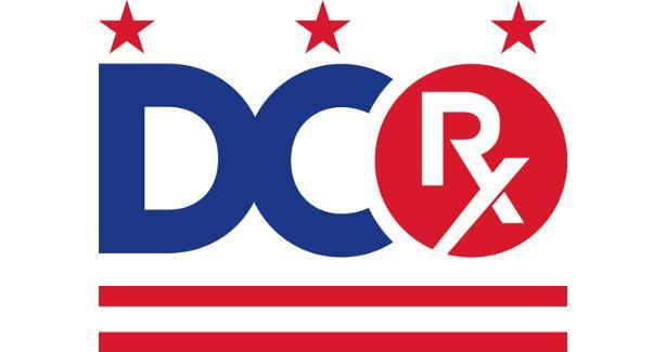 DCRx logo
