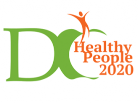 DC Healthy People 2020 logo