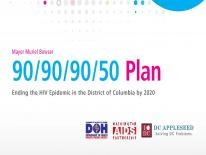 A Plan to End the HIV Epidemic in the District by 2020
