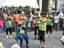 DC residents get fit