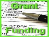 Grant funding logo