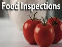 Food inspections image