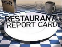 restaurant report card image
